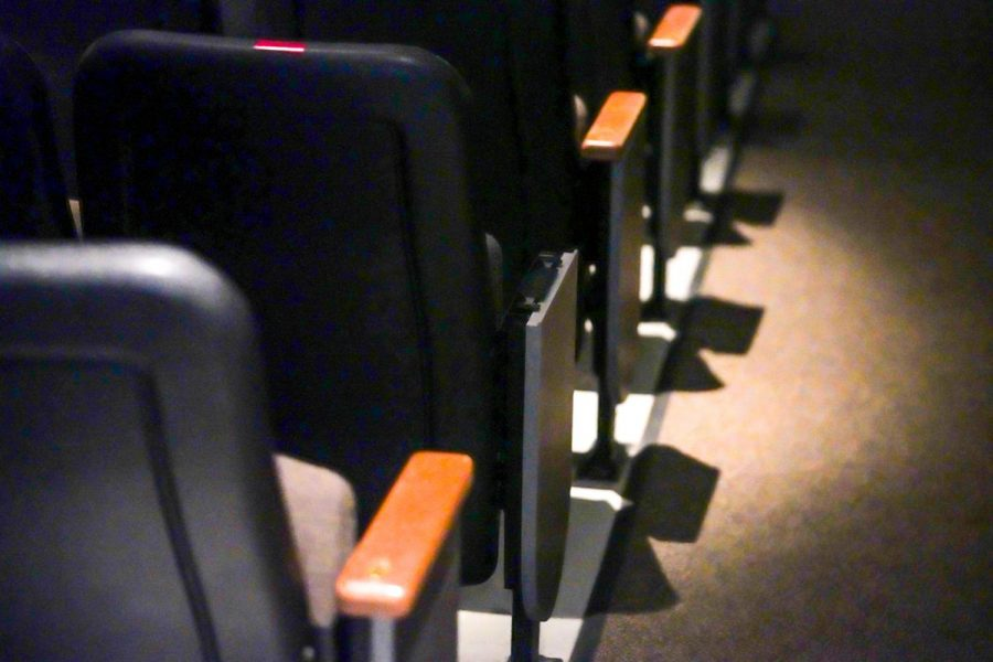 NASHs+auditorium+has+been+met+with+an+onslaught+of+Devious+Licks%2C+shown+by+the+missing+arm+rests.