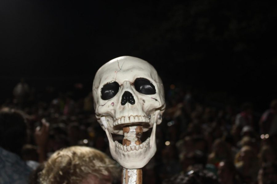 Skully%2C+the+beloved+symbol+of+NA+spirit%2C+looms+high+above+the+student+section+at+varsity+sports+events+throughout+the+year.