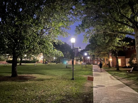 The quaint and beautiful Chatham University lies on the east side of Pittsburgh.