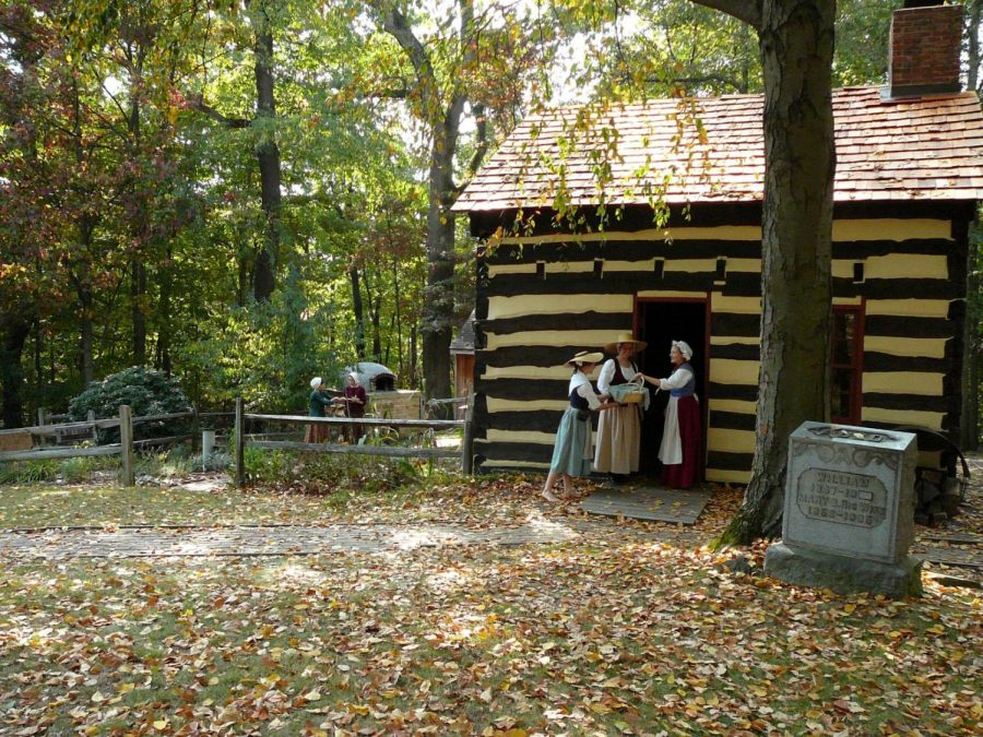 The Depreciation Lands Museum in Pittsburgh's North Hills offers a slice of Colonial Williamsburg only a short drive from North Allegheny.