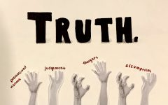 One person's truth is far more important than how others perceive them or want them to be.