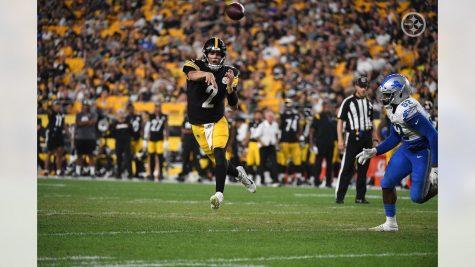 Amongst Steeler Nation, Mason Rudolph ranks high as next quarterback choice.
