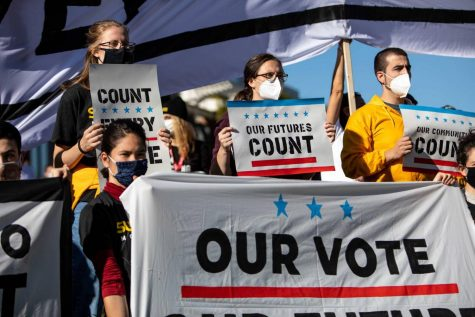 Current activists can look to past advancements to fuel their hope of lowering the voting age.