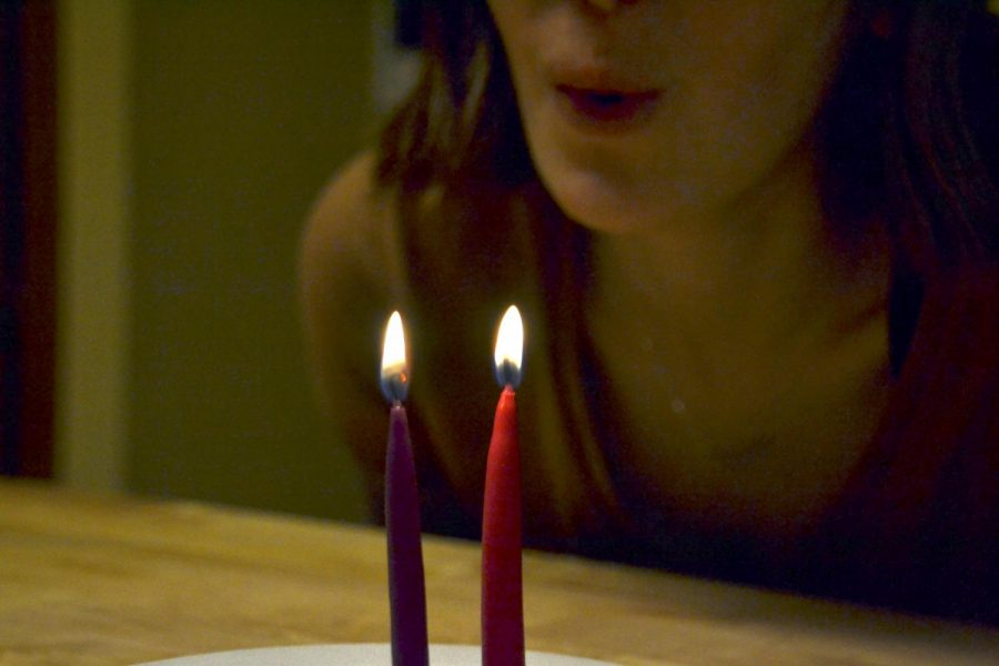 18th birthdays are a traditional milestone, but they can be unnerving, too.